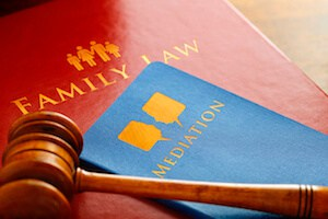 family law and mediation books