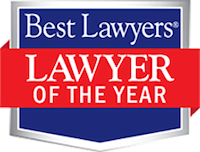 BestLawyers Lawyer of the Year Home